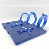 bag tag Rubber 3d