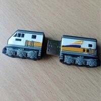 flashdisk Rubber Custom